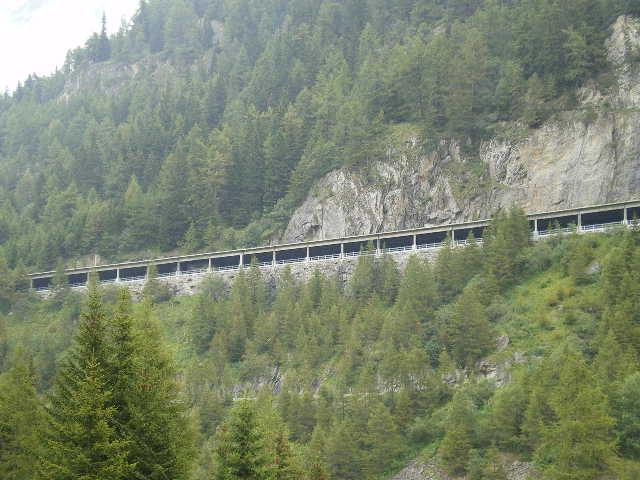 Du Valais au Val d'Aoste : Carnet de voyage 810