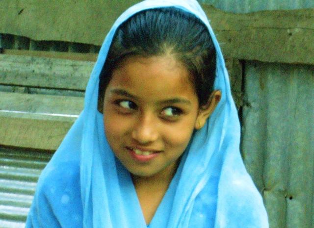 Photographie : Enfant népalaise - Avril 2009 Img_0110