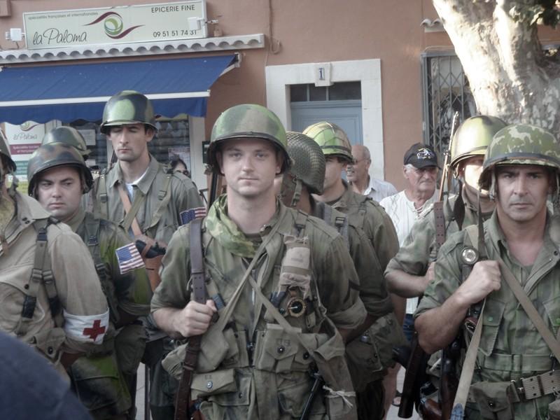Provence 2012 - Libération du Muy Le_muy12