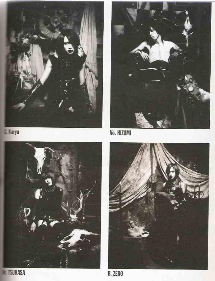 Galerie ~magazine neo genesis, gothic & lolita bible,UV,Cure~ Despai11