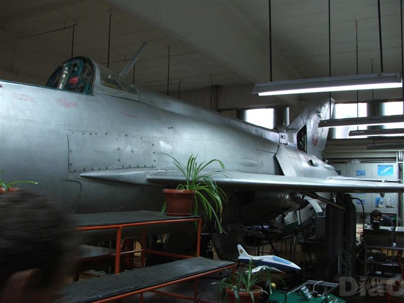 Avioanele de la Facultatea de Electrotehnica Craiova Dscf1513