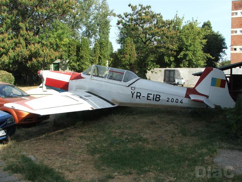 Avioanele de la Facultatea de Electrotehnica Craiova Dscf1518