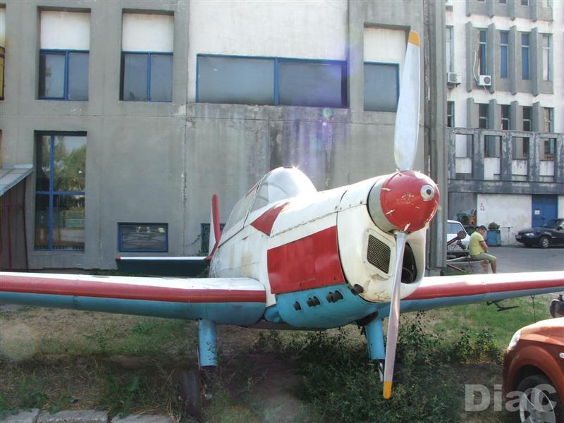 Avioanele de la Facultatea de Electrotehnica Craiova Dscf1519