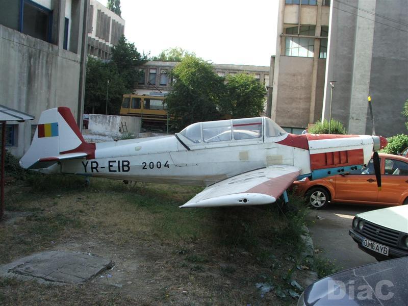 Avioanele de la Facultatea de Electrotehnica Craiova Dscf1520