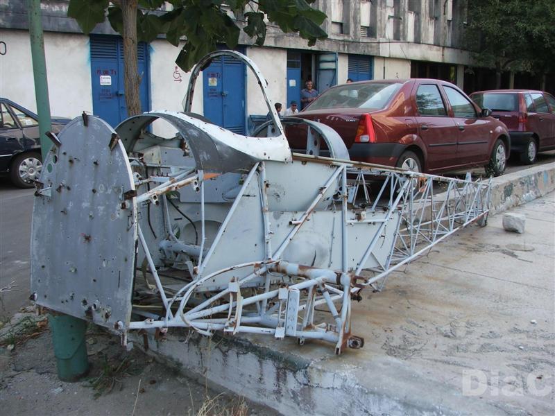 Avioanele de la Facultatea de Electrotehnica Craiova Dscf1523