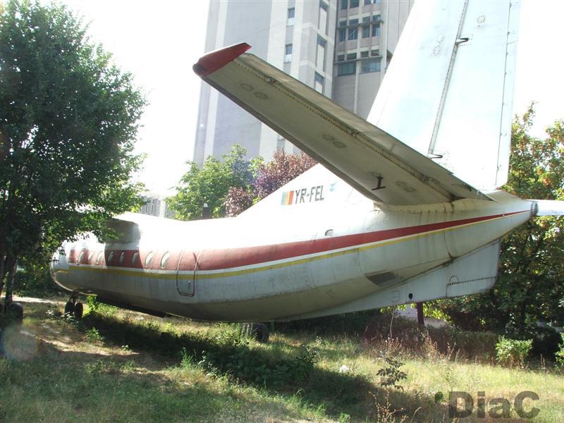 Avioanele de la Facultatea de Electrotehnica Craiova Dscf1611