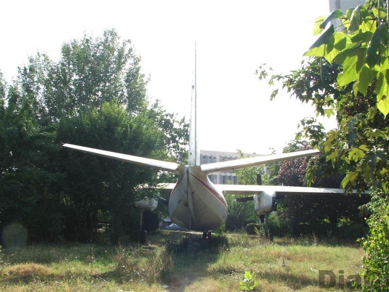 Avioanele de la Facultatea de Electrotehnica Craiova Dscf1612