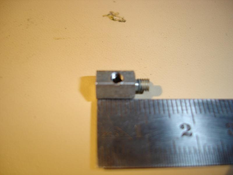 Rendre la gachette plus souple sur un Gamo Compact. Dsc00611