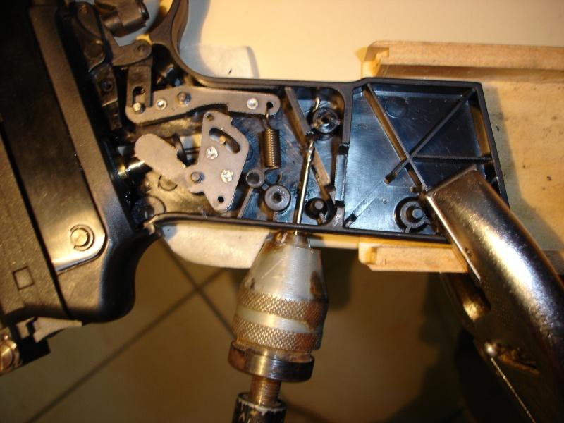 Rendre la gachette plus souple sur un Gamo Compact. Dsc00612