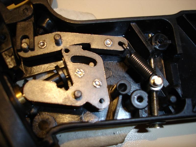 Rendre la gachette plus souple sur un Gamo Compact. Dsc00614