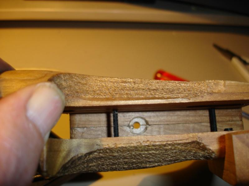 Rendre la gachette plus souple sur un Gamo Compact. Dsc00615