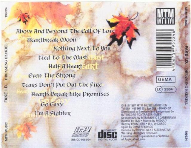 Fake ID – Dreaming Ezequiel (1997) AOR Fake_i11