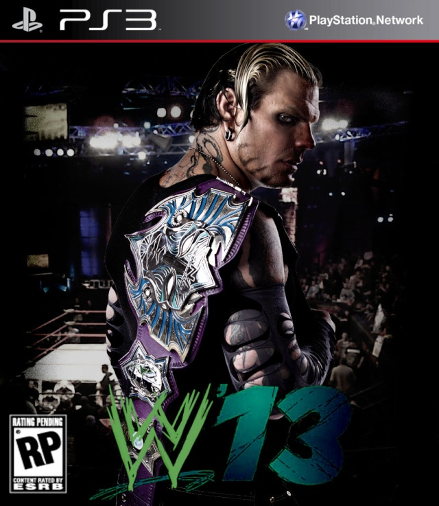 Vos jaquettes WWE'13 Jeff_h11
