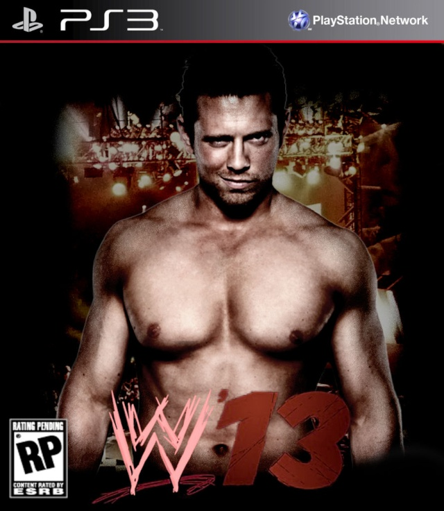 Vos jaquettes WWE'13 The_mi12
