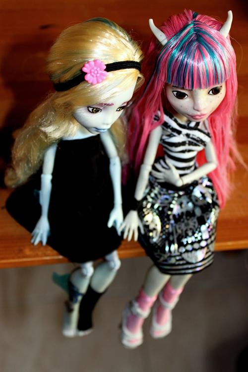 [MH Lagoona & Rochelle] Pink & Blue 0614