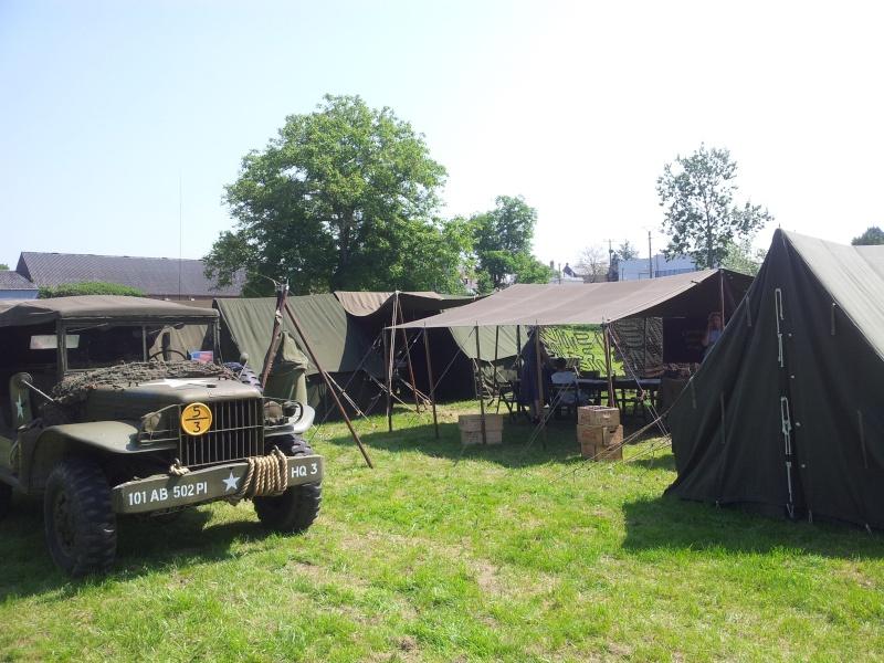 Camp + défilé 6 et 7 juillet 2013 - Page 2 20130732