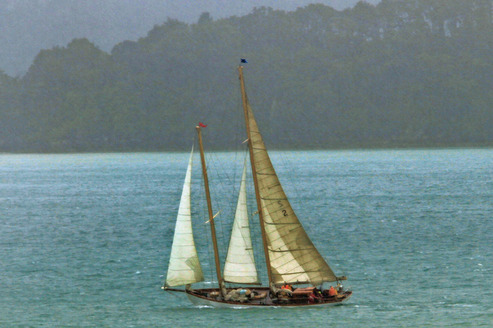 [Nouvelle-Zélande] - Une goélette de légende portée disparue  13070110