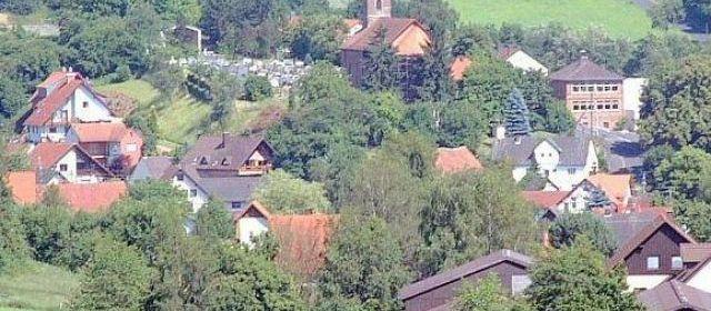 Le nouveau centre de l'Europe (Westerngrund Bavière Allemagne) 29933210