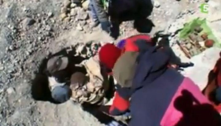 Momies incas : les enfants longuement drogués avant leur sacrifice (Llullaillaco - Argentine) 30235311