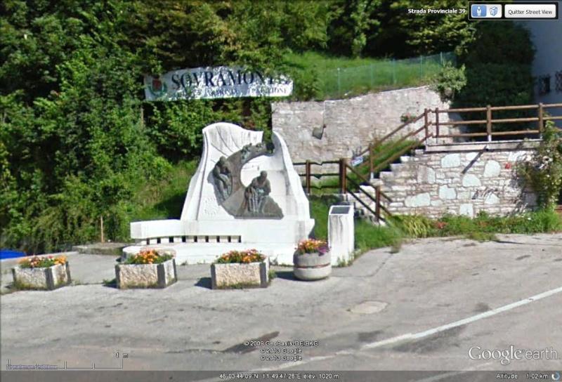 Monument Tullio Campagnolo (Passo Croce D'aune - Italie) Campag10