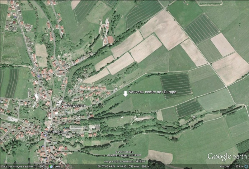 Le nouveau centre de l'Europe (Westerngrund Bavière Allemagne) Centre10