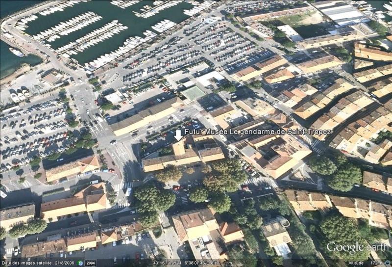 Saint-Tropez : l'ex-gendarmerie de Louis De Funès devient un musée Gendar10