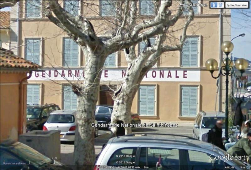 Saint-Tropez : l'ex-gendarmerie de Louis De Funès devient un musée Gendar11