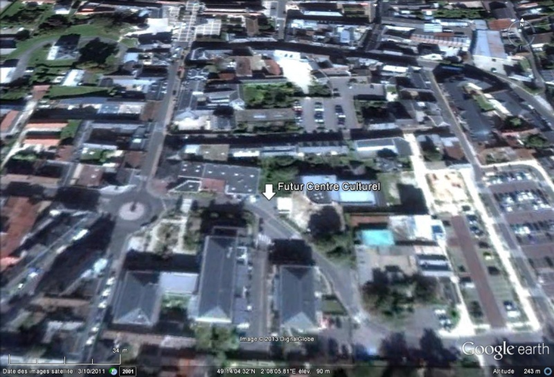 [Désormais visible sur Google Earth] - Centre Culturel de Méru, Oise Maru11