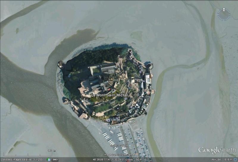 Le Mont-Saint-Michel est redevenu une île, pour la première fois depuis 1879 Mont_s10