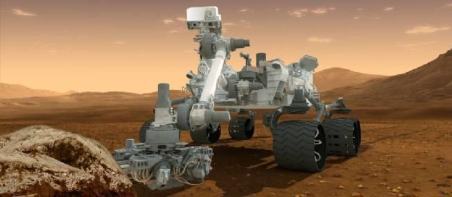 [NEWS] Curiosity : un an sur Mars et des succès cruciaux Pia-br10