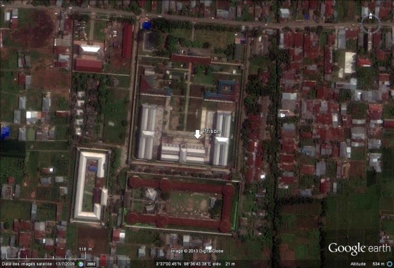 [Indonésie] - Mutinerie géante à la prison de Tanjung Gusta (Melan) Prison10