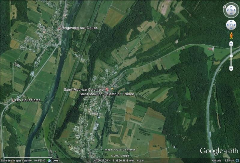 Saint-Maurice-Colombier une partie de la famille quitte la maison à cause des insectes  Saint_12
