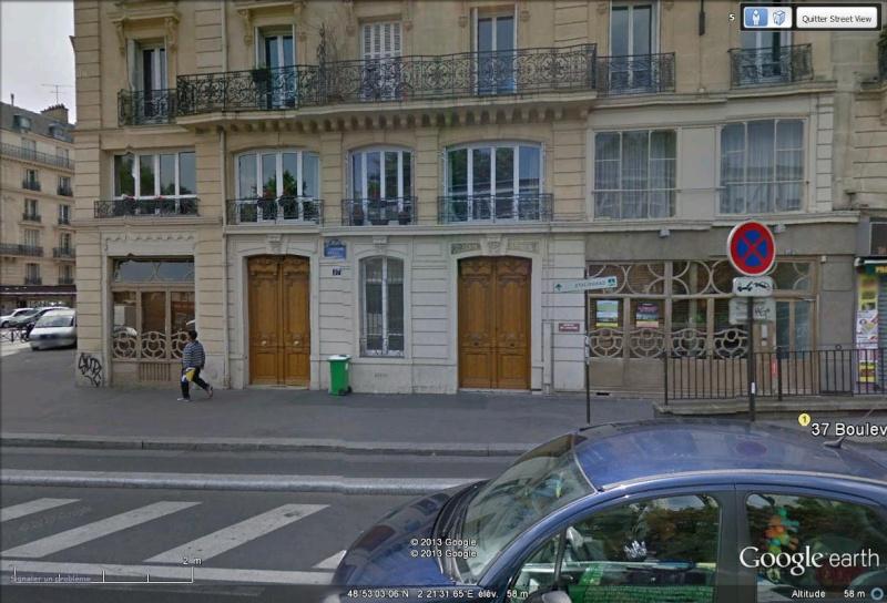 L'inquiétude des habitants et des commerçants pour la future Salle de Shoot 37 Boulvard de la Chapelle Paris 10éme Salle_10