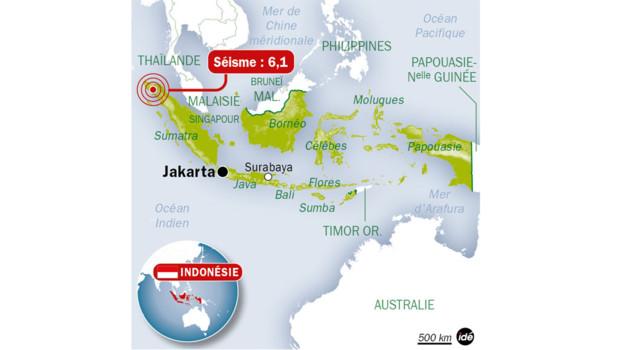 [Indonésie] - Séisme meurtrier en Indonésie : le bilan s'alourdit Seisme10