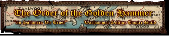 Order of the Golden Hammer