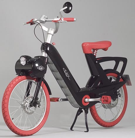 Avancées technologiques - avenir de la moto. Esolex10