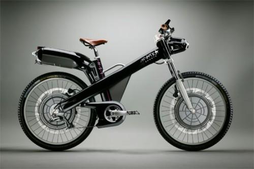 Avancées technologiques - avenir de la moto. Velo_e10