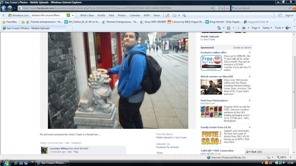 Lamebook, my new favourite site. - Page 3 Gaz11