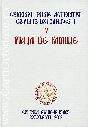 Viata de familie -->Paisie Aghioritu Viata_11