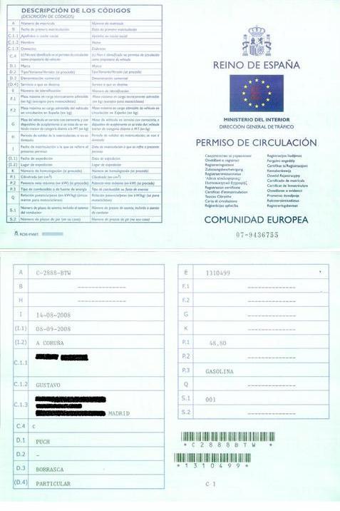 Puch Borrasca II 2ª serie - Dudas Permis10