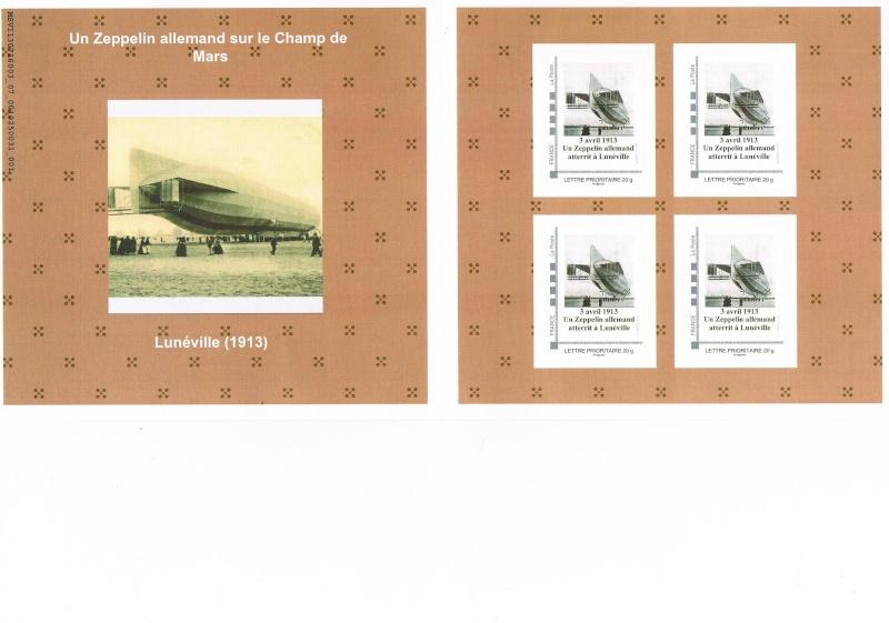 54 - Lunéville Groupement Philatélique 54_lun10