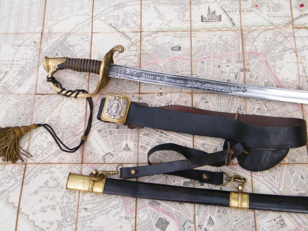 Sabre d'officier supérieur d'infanterie modèle 1845 Dscf0312