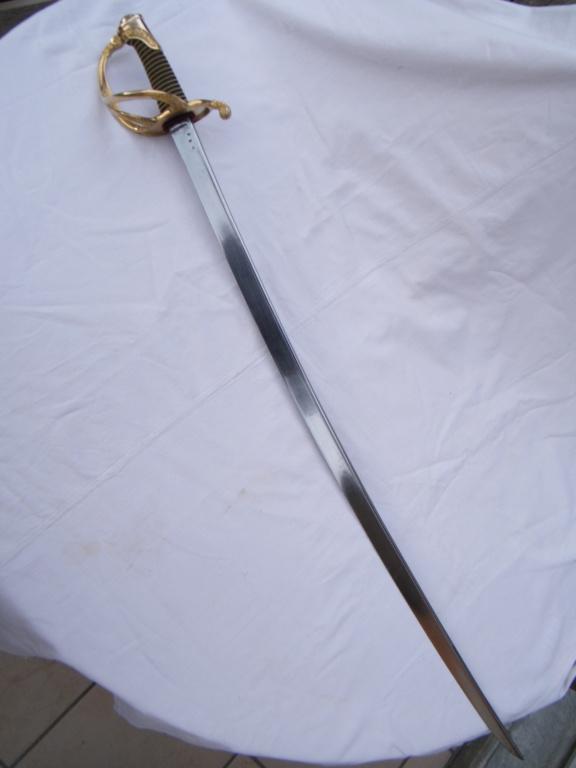 Sabre de cavalerie légère 1816 Dscf4313