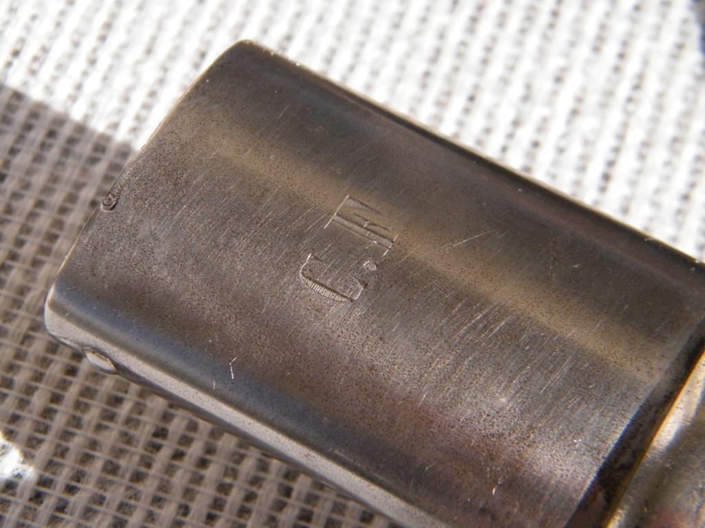Sabre de canonnier modèle 1829  Officier Dscf5014
