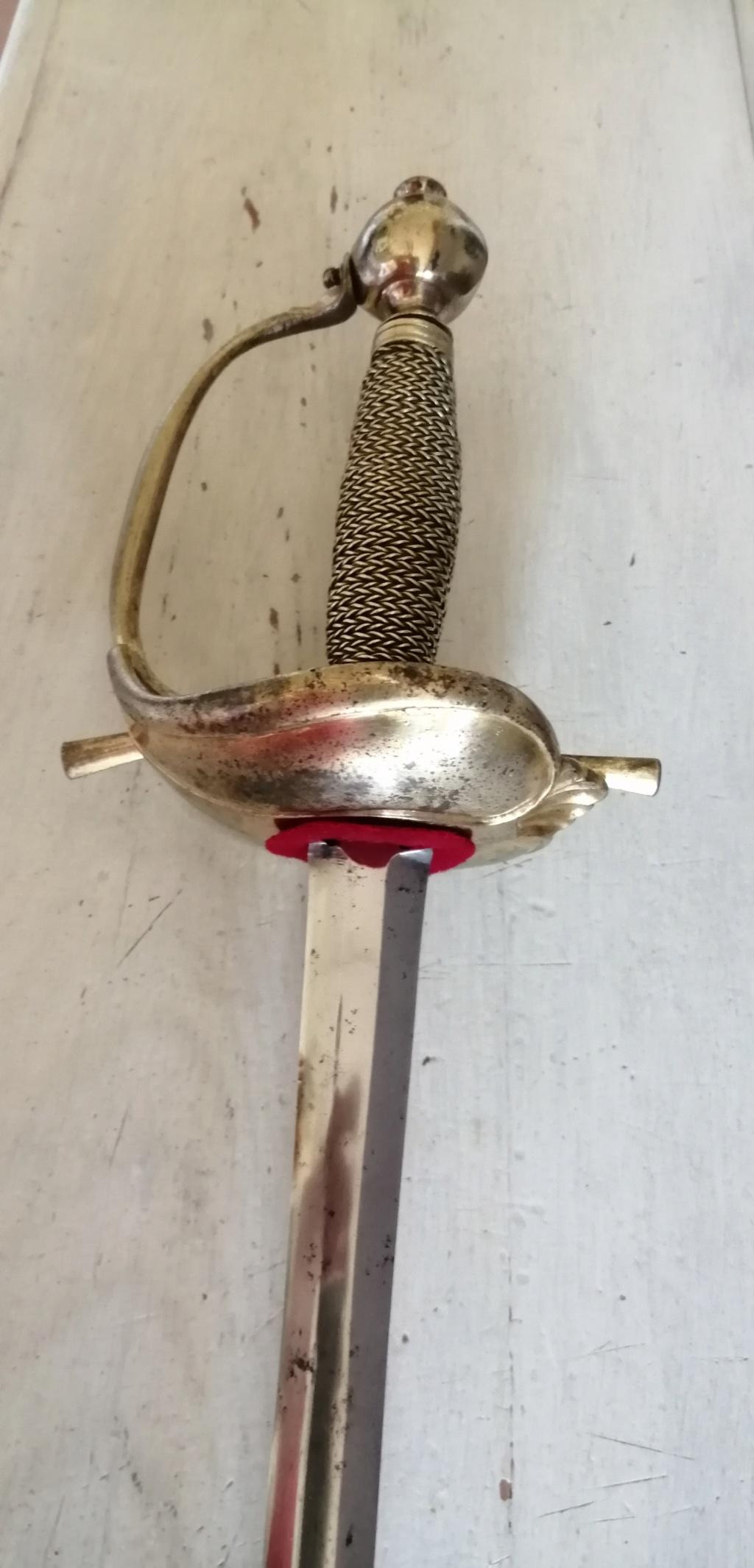 Epée XVIII ou XIX  Img_2014