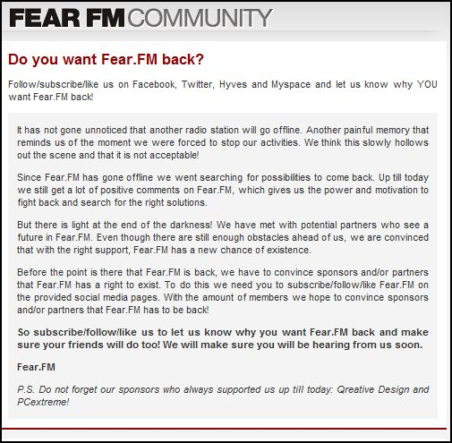 Le retour possible de Fear FM... Fear_f10