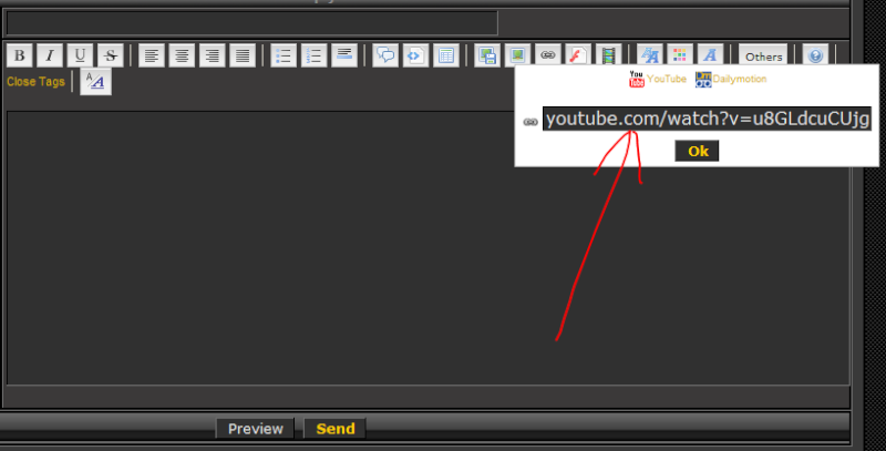 posting youtube videos(How To) Captur12