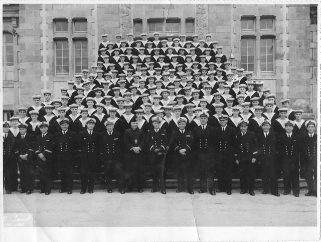 [ École des Mousses ] Écoles des Mousses Loctudy, promo 57/58 1ère compagnie Marine35