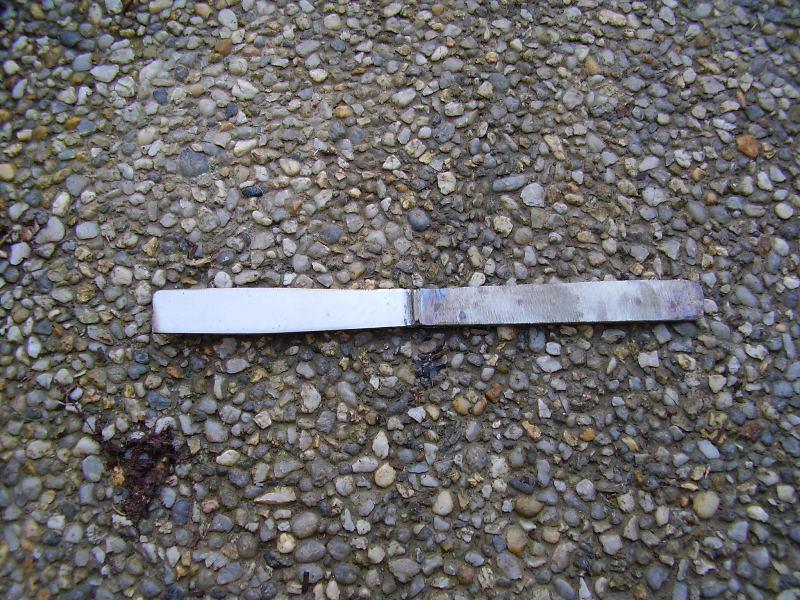 réalisation de couteaux croche Coutea13