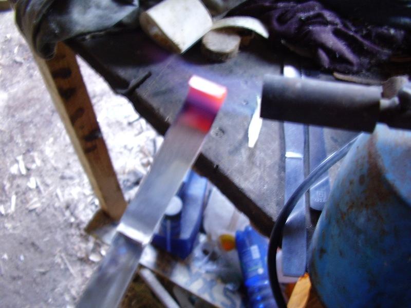 réalisation de couteaux croche Coutea15
